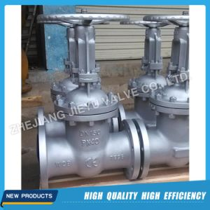 DIN3352 F4 Cast Steel Flange Gate Valve pictures & photos