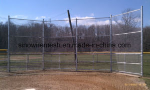 Protected Products PVC Coated Chain Link Fence for Ball Park