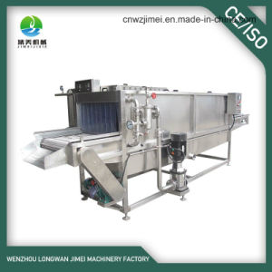 Tunnel Sterilizer for Glass Bottles / Glass Bottle Sterilization Machine / Sterilizer for Glass Jar