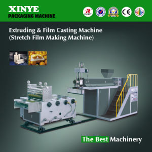 Extruding&Film Casting Machine (Stretch Film Making Machine) pictures & photos