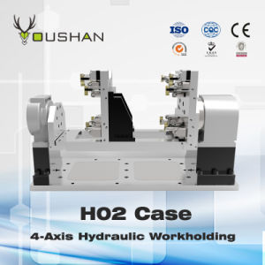 H02 Case 4-Axis Hydraulic Fixture