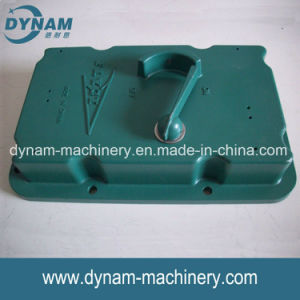 OEM Machinery Casting Parts Shell CNC Machining Aluminium Alloy Die Casting