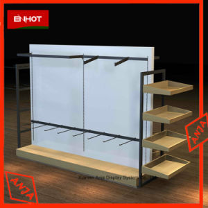 Factory Wholesale Melamine Garment Shop Furniture Design for Store