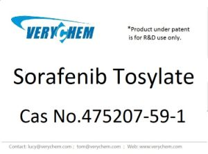 High Purity Manufacturer Pharmaceutical Sorafenib CAS 475207-59-1 pictures & photos