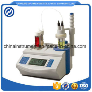 Laboratory Use Automatic Potential Titrator for Acid Base Titration pictures & photos