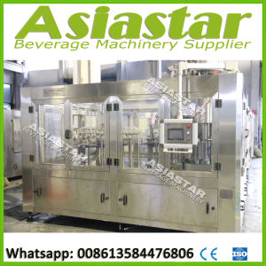 Automatic Carbonated Soft Drink Filling Machine Bottling Line pictures & photos