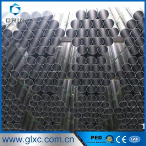 China Supplier ISO Ss304 Od152.4 Wt1.65mm Steel Metal Pipe pictures & photos