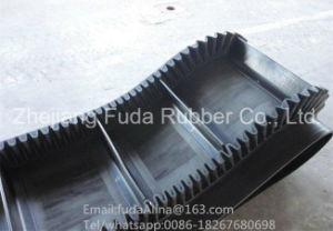 Factory Price Custom Sidewall Conveyor Belt and Cleated Conveyor Belt pictures & photos