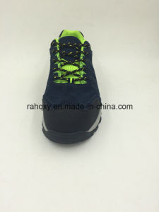 Fashion New Designed Suede Leather Safety Shoes Outdoor Sports Shoes (16067) pictures & photos