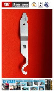 Alloy Steel Hex Key Wrench with Wire Drawn Finish