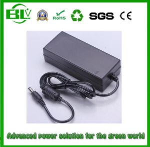 29.4V1a Smart AC/DC Adapter for Lithium Battery with Customized Plug pictures & photos