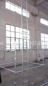Ladder for Cuplock System Scaffold with Certification pictures & photos