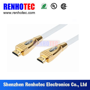 HDMI Cable HD1080p 24k Gold Plate Connector pictures & photos