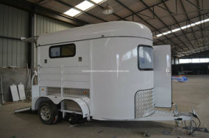 Horse Trailer Manufacturer Supplier (various styles Accept custom) pictures & photos