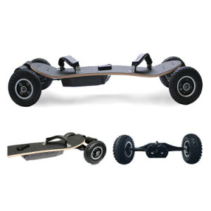 1650W*2 off Road Four Wheels Electric Skateboard with LG Battery
