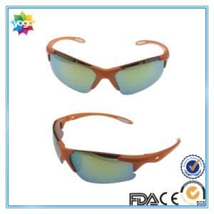 24dc9c70d9123 China Custom Brand Names Sport Bike Sunglasses with Various Colors ...