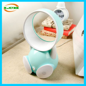 Cute and Mute No Fan Blade USB Fan/ Speaker pictures & photos