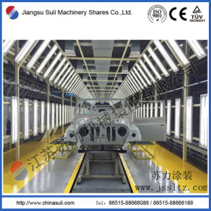 Offroad Vehicle Coating Production Line