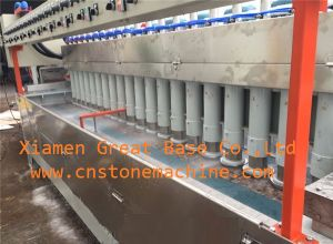 Automatic Mosaic Polishing Machine for granite/marble pictures & photos