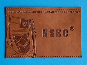 Newest Fashion Best Price Leather Label for Jeans pictures & photos