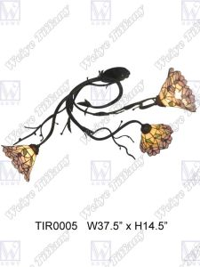 Tiffany Ceiling Lamp (TIR0005)