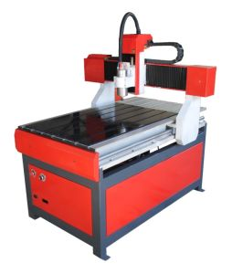 Mini Marble 4 Axis CNC Router Sy-6090