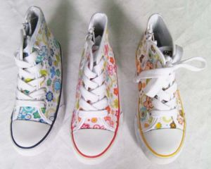 fashion free delivery on feet at China Smart Canvas Vulcanized Shoes For Girls (B059) - China ...