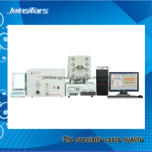 Carbon and Sulfur Analyzer (HW-2000ED) pictures & photos