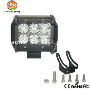 18W LED SUV/Truck/Jeep Offroad Work Light