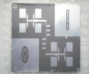 Single Side High Frequency PTFE PCB for Antenna Products