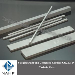 Tungsten Carbide Flats for Wood Cutting Tools
