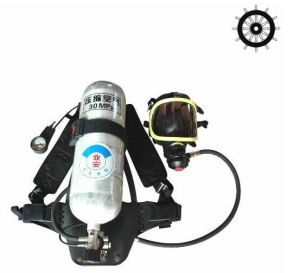 Compressed Air Breathing Apparatus / Air Respirator / Fire Fighting Equipment (SCBA) pictures & photos