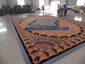 Broadloom Carpet for Shanghai Project (Lobby Carpet) pictures & photos