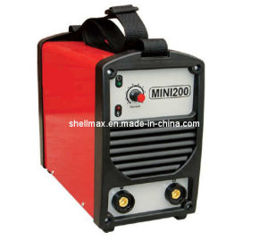 IGBT Inverter DC MMA Welding Machine (ARC MINI160A/200A) pictures & photos