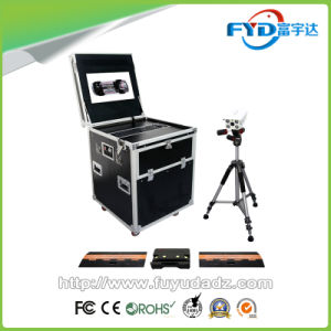 Full HD Under Vehicle Surveillance Scanning Inspection Systems