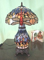 Art Tiffany Table Lamp 755 pictures & photos