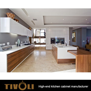 2018 New Arrivals Kitchen, Modern Lacquer Hanging Kitchen Cabinet TV-0176