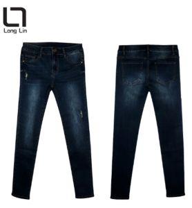 d86f6093b0ba China Spandex Hot Sexy Skinny Girls Tight Women′s Jeans - China ...