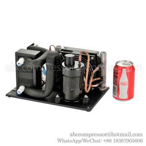 China 24v 48v Mini Water Chiller For Laser Device Cooling