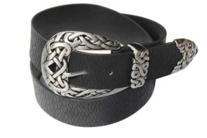 Women′s Fashion PU Belt (ZB3033)