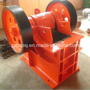 Large Breaking Ratio Fine Jaw Crusher for Secondary Crushing Plant pictures & photos
