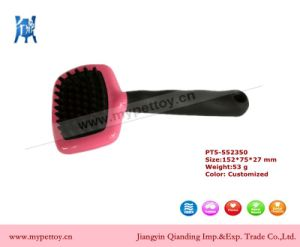 ABS Pet Grooming Brush/Bath Brush pictures & photos