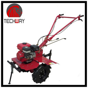 9.0HP Gear Driving Gasoline Tiller (TWGT1100D) pictures & photos