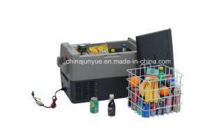 60L DC 12V 24V CE Mobile Car Refrigerator pictures & photos