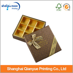 OEM Wholesale Customized Luxury Fancy Paper Chocolate Box (AZ122718)