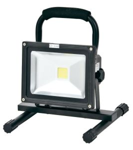 CE RoHS Waterproof 6hrs Portable Rechargeable 10W LED Flood Light