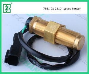 Komatsu PC-7 excavator and engine 7861-93-2310 revolution speed sensor