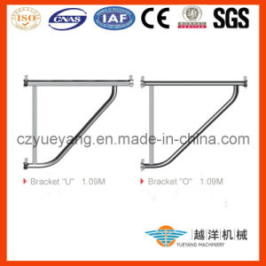 "Steel Board Bracket ""O""""U"" for Ringlock Scaffold pictures & photos"