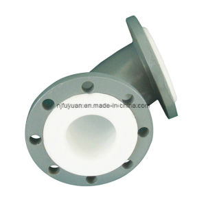 PTFE Lined Elbow pictures & photos