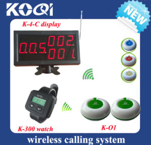 CE Approved Wireless Calling Pagers for Restaurant Hotels Services pictures & photos